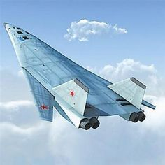 Russia is now preparing a new generation of strategic bombers, and China is following her lead. Tensions with the West have prompted the shift in policy. Luftwaffe, Fighter Aircraft, Fighter Jets, Stealth Bomber, Stealth Aircraft, Advanced Warfare, Russian Air Force, Experimental Aircraft, Jet Engine