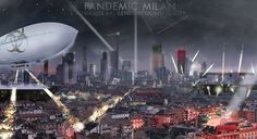 Pandemic Milan - Vision for an Illness Responsive City