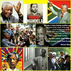 R.I.P. Nelson Mandela. 1918-2013...#Prominent CivilRightsLeader #FomerS.Africa President #AnIcon #HisLegacyLivesOn