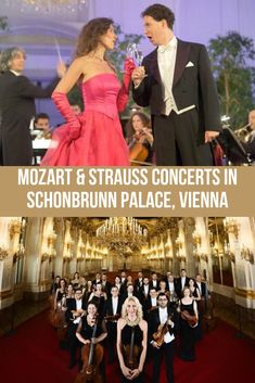 Looking for amazing things to do in Vienna You ve got to attend a concert! Tap this pin to reveal incredible Mozart amp; Strauss concerts in Schonbrunn Palace in Vienna, Austria. Inspiring Things, Amazing Things, Amazing Places, Beautiful Places, Travel Around Europe, Places In Europe, Stuff To Do, Things To Do, Color Trends 2018