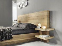 quando a cama é o objeto de luxo, num quarto masculino