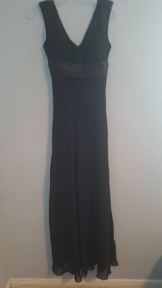one of the dresses for our black dress shoot