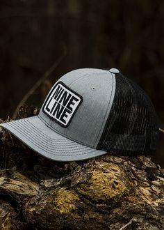e6b5a33e33ffb8 511 Wool Trucker Mesh Snapback Adjustable Hat by Richardson Caps   Hats by  Richardson   Hats, Snapback, Cap
