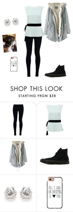"""Untitled #676"" by crystalrose-014 ❤ liked on Polyvore featuring NIKE, Raoul, Wrap, Converse and Casetify"