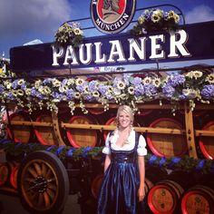 """The Big Six"" Breweries: Munich, Germany Big Six, Bavaria, Munich, Brewery, Lifestyle Blog, Tent, Germany, Horses, Oktoberfest"