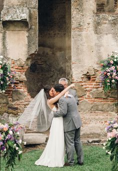 Old World Architecture, New World Romance in Guatemala