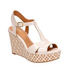 191a61bba8b9 Amelia Roma Nude Pink Leather - Women s Sandals - Clarks® Shoes Clarks  Shoes Women