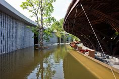 vo trong nghia architects bamboo wing designboom