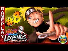 Naruto Shippuden Legends Akatsuki Rising #8 PSP Walkthrough
