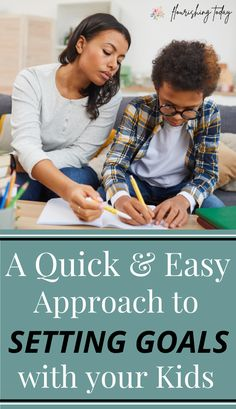 Do you want to help your kids set goals and achieve them this year? Here are a few tips (and a FREE Worksheet!) to help you guide them in goal setting. #goalsetting #settinggoals #kidsgoals #familygoals Christian Families, Christian Women, Christian Living, Christian Devotions, Christian Encouragement, Proverbs 31 Woman, Christian Resources, Strong Family, Biblical Inspiration