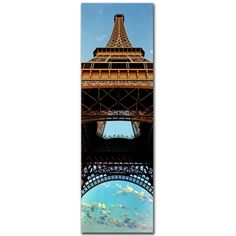 Trademark Fine Art Preston 'Tour de Eiffel I' Canvas Art