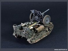 3,7cm Pak auf I.Sch.630(f) — Каропка.ру — стендовые модели, военная миниатюра