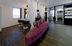 Luis Kraemer, Bischheim (67) Design Salon, Deco Design, Oversized Mirror, Lounge, Couch, Furniture, Home Decor, Chic Living Room, Chair