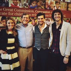 For King & Country shared this photo on Instagram - We'll not soon forget this day: A celebration for a profound partnership between our sister and @Compassion International. 32,190 children sponsored over almost two decades! #changedlives