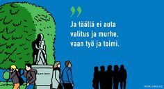 Lokakuussa iloitaan Kivestä, kirjoista ja saduista. Nostalgia, Teacher, Memes, School, Movie Posters, Historia, Professor, Teachers, Meme