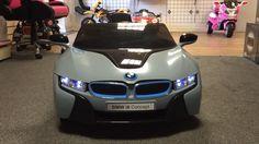 Bmw i8 licences ride on car 12v with remote @turborevs