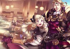 Fire Emblem Fates artwork by Tojo Chika