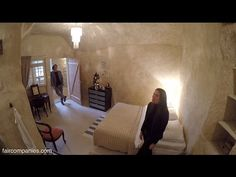 Young couple transforms old Loire cave in unique home/rental. Alexis Lamoureux was looking for affordable housing for himself and his girlfriend Lotte van Riel when he rediscovered his great aunt's old troglodyte home f...