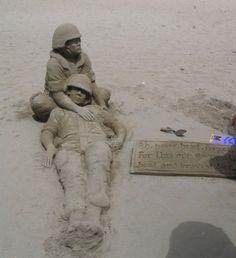 Sand Art - Beautiful