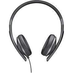 Sennheiser - HD Over-the-Ear Headphones - Black, HD 2.30G BLACK