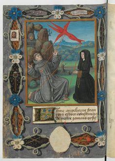 Vida y milagros de san Francisco de Asís — Visor — Biblioteca Digital Mundial