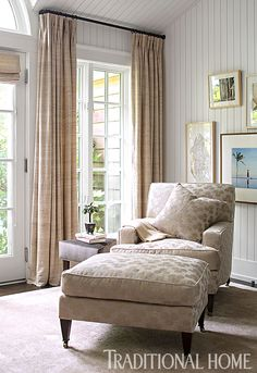 Lovely Southampton Summer Home | Traditional Home