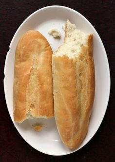 Known for its irresistibly crunchy crust and sparse crumb, this bread is the ideal po'boy canvas, or cut it into quarters and serve with crab maison.