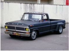 70 Ford dually