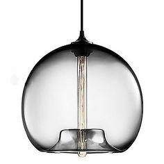 Globe Pendant, 1 Light, Concise Iron Painting - EUR € 98.99