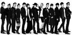 2012 YG Family Concert Promo Pic.