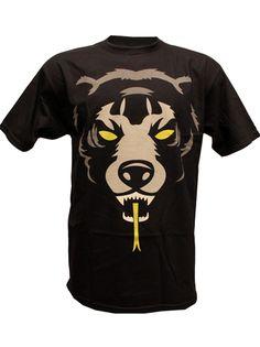 Mishka Oversize Adder Men's T-shirt Black