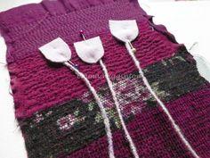 emma wigginton stitched textile art