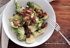 Ingredients 2 2 rashers bacon, chopped into matchsticks. 1 1 head broccoli. 1.36 fl oz2 tablespoons dijon mustard. 1.36 fl oz2 tablespoons sherry vinegar. 1 1 avocado. By author Jules Clancy Directions Heat a small…