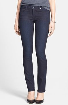 Paige Denim 'Skyline' Straight Leg Jeans | @Nordstrom Exclusive