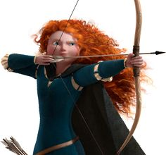 Mérida | Personajes de Brave | Disney Pixar España