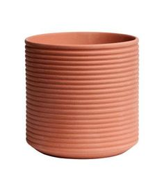Shop H&M Home's Summer Decor Collection Before Your Next Outdoor Party: terra-cotta plant pot