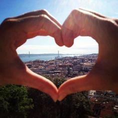 Cliché, but it sums it up. Lisbon