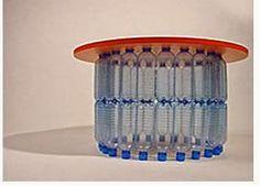 Ma poubelle est un Jardin: les bouteilles en plastiques,aquatique et pneumatiques entre autres de nos thématiques