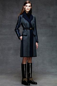 Sfilata Alberta Ferretti New York - Pre-collezioni Autunno-Inverno 2014-15 - Vogue