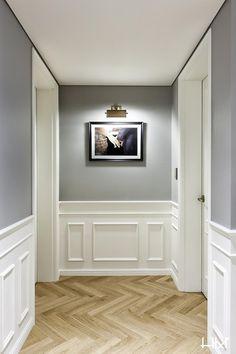 - 디자인요소 - Hotel-Apartment im französischen Stil im modernen Stil – Bamseom Chiayi - Home Room Design, House Design, Interior Decorating, Interior, Apartment Interior, House Rooms, New Homes, House Interior, Hallway Designs