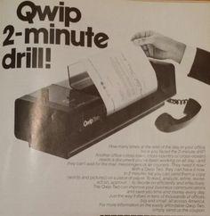 qwip machine