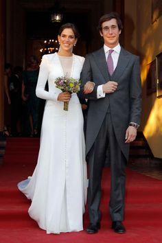 La boda de Teresa y Francisco | Casilda se casa