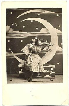 Paper Moon-- turn pedx swing into paper moon and hang a bunch of stars around. maybe clouds on the bottom space?