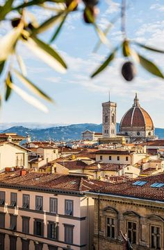 Florence, Italy. Where the story is set.