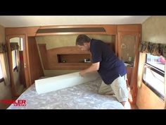 How To Lengthen An RV Bed A Full 6 Inches