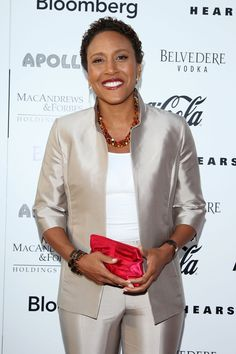 Robin Roberts Style Evolution