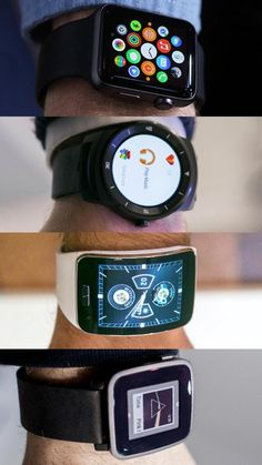Here's how the Apple Watch stacks up against the competition.