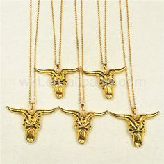 WT-N767 Top quality Full 24k real gold plated resin chain