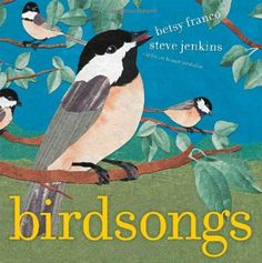 Birdsongs: A Backwards Counting Book - MAIN Juvenile PZ7.F8475 Bi 2006  - check availability @ https://library.ashland.edu/search/X?SEARCH=0689877773