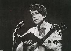 "tomorrowcomesomedayblog: ""Leonard Cohen """